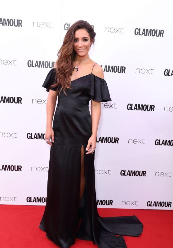 Frankie Bridge – Glamour Women of the Year Awards 2016 in London, UK