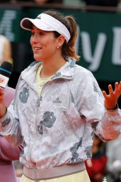 Garbine Muguruza - Ladies Final Match Winner at 2016 Roland Garros