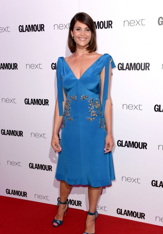 Gemma Arterton – Glamour Women of the Year Awards 2016 in London, UK