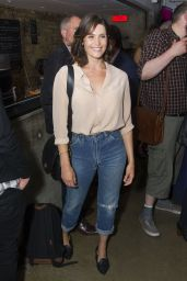 Gemma Arterton - Richard III Press Night at The Almeida Theatre in London 6/16/2016