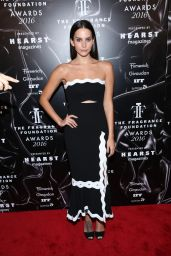 Genesis Rodriguez - 2016 Fragrance Foundation Awards in New York City
