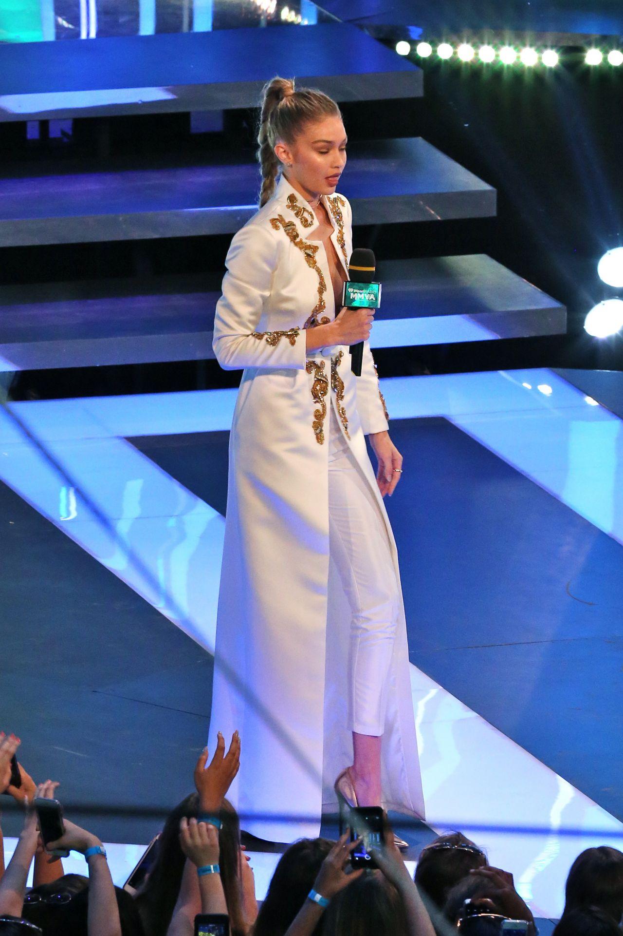 Gigi Hadid 2016 Muchmusic Video Awards In Toronto
