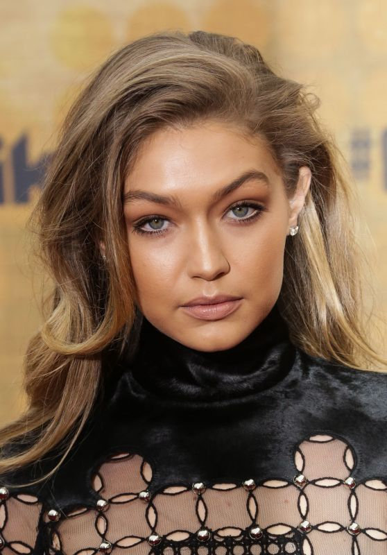Gigi Hadid Spike Tv S Guys Choice 2016 In Culver City Ca
