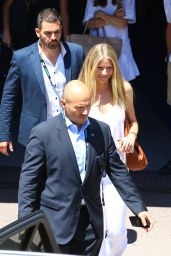 Gwyneth Paltrow - Attending the Cannes Lions Creativity Festival in France 6/22/2016