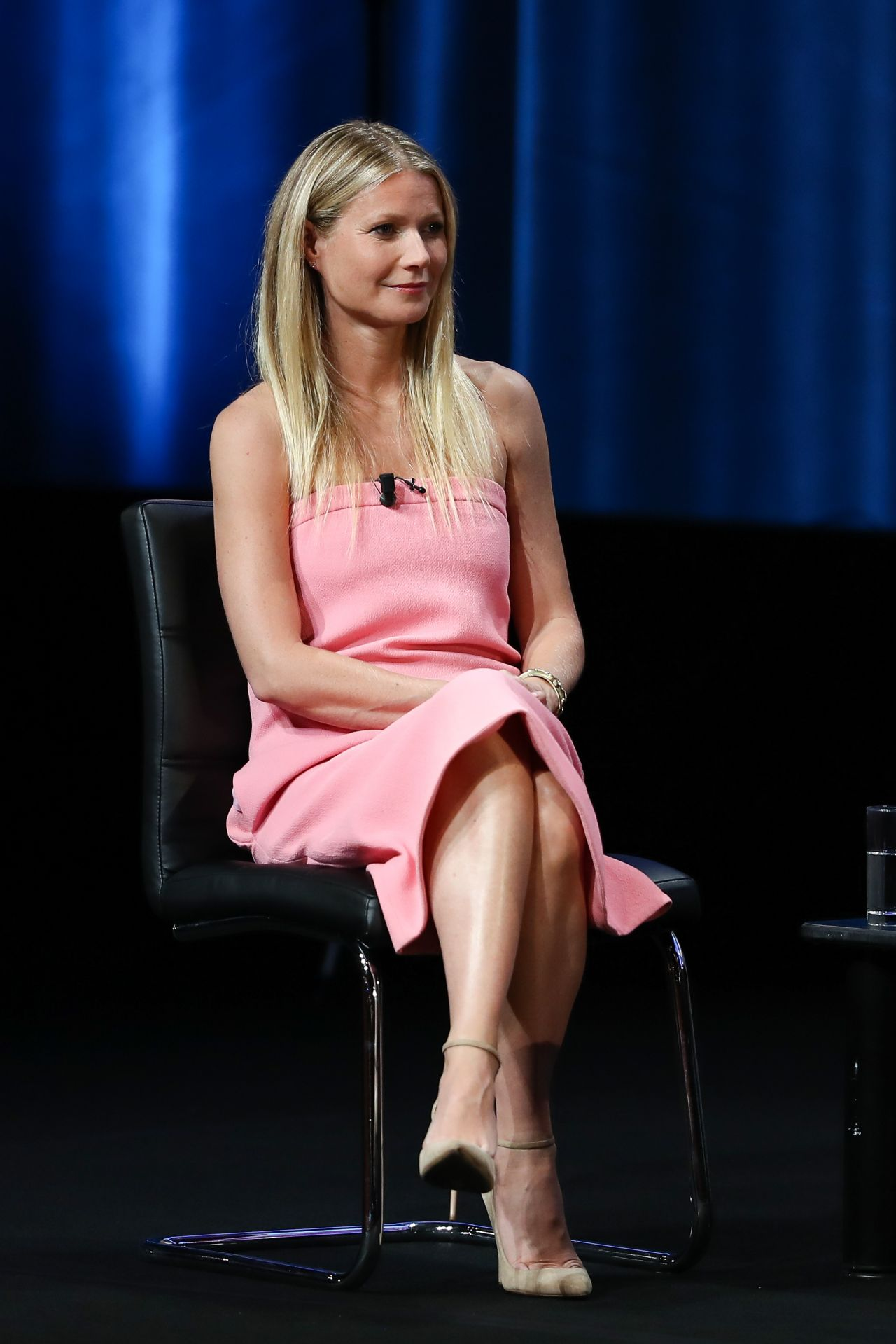Gwyneth Paltrow Cannes Lions Creativity Festival In