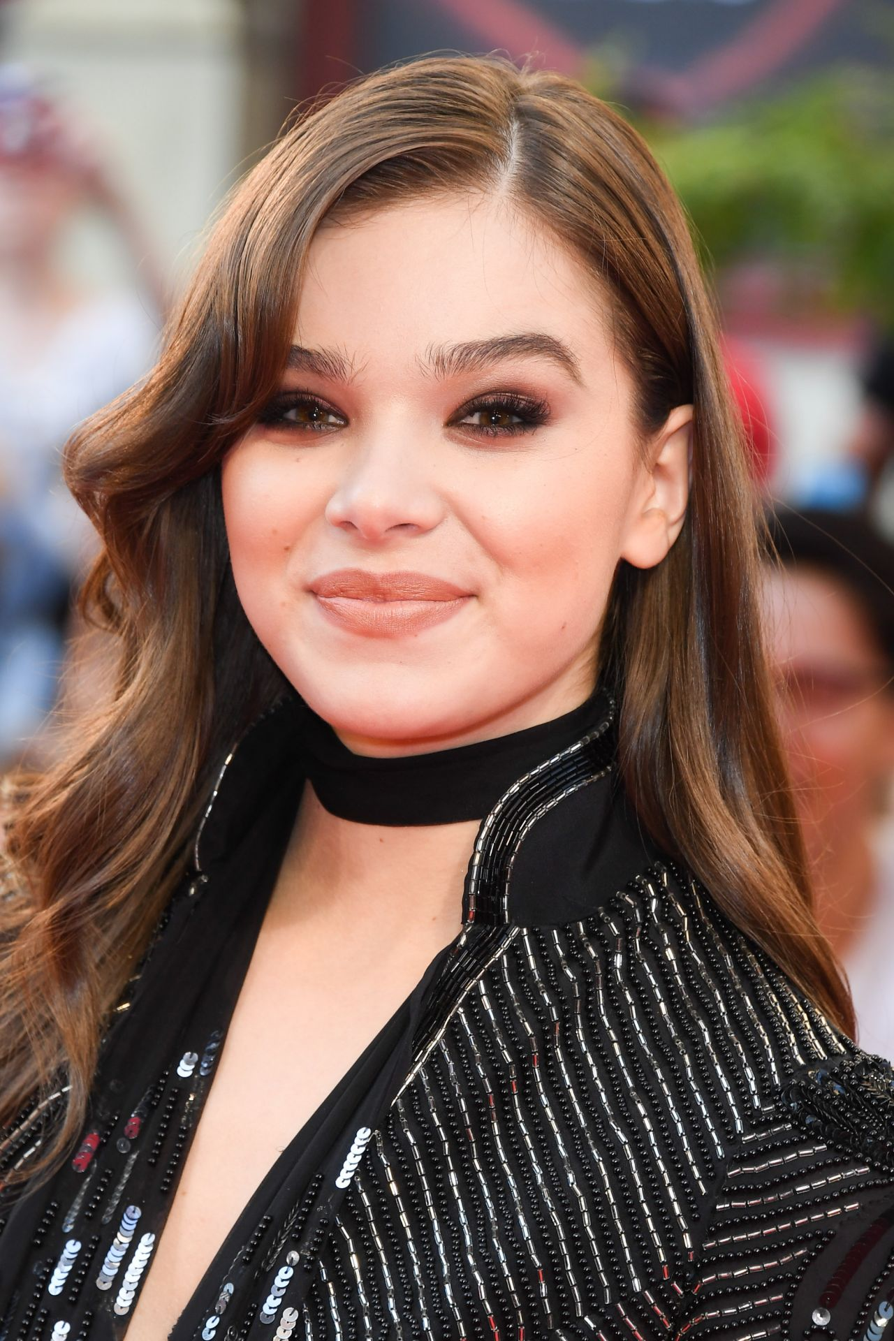 Hailee Steinfeld On The Cover Of Fashion Magazine March: 2016 MuchMusic Video Awards In Toronto