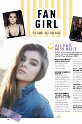 Hailee Steinfeld - Dolly Magazine Australia August 2016 Issue