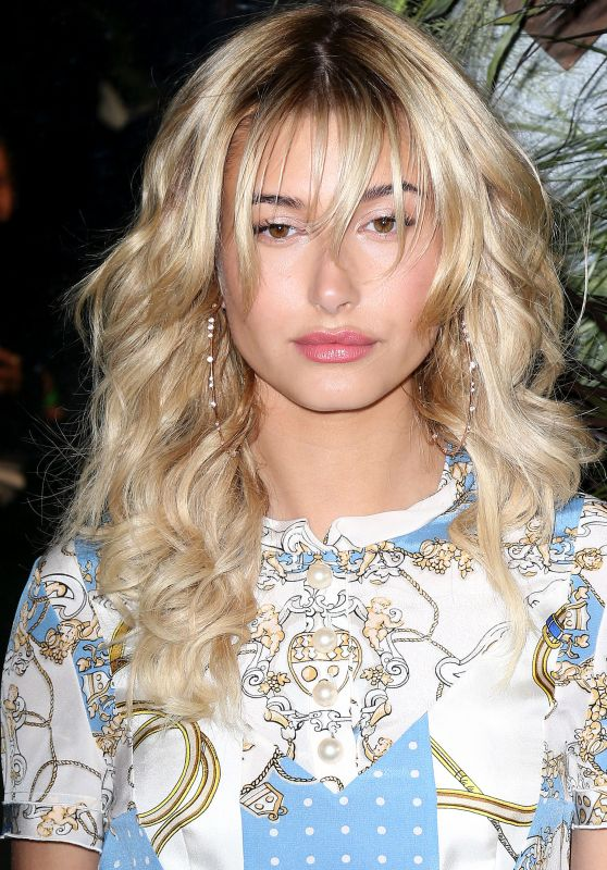 Hailey Baldwin - Coach and Friends of the Highline Summer Party in New York City 6/22/2016