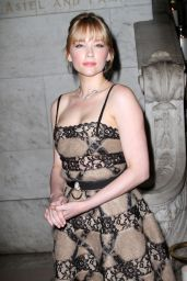 Haley Bennett - Chanel Fine Jewelry Dinner in New York City 6/1/2016