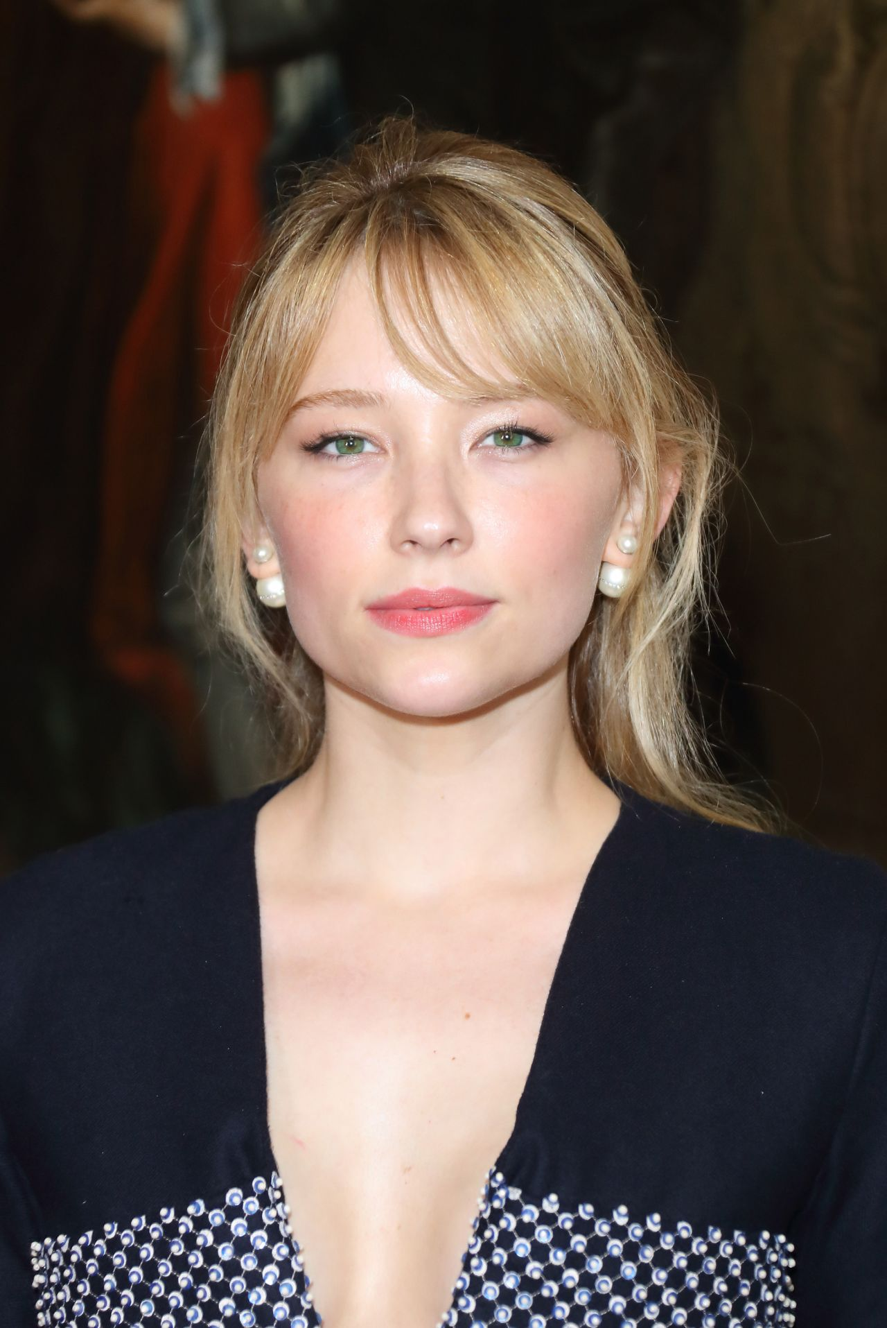 Haley Bennett Dior Cruise Collection 2017 Launch In
