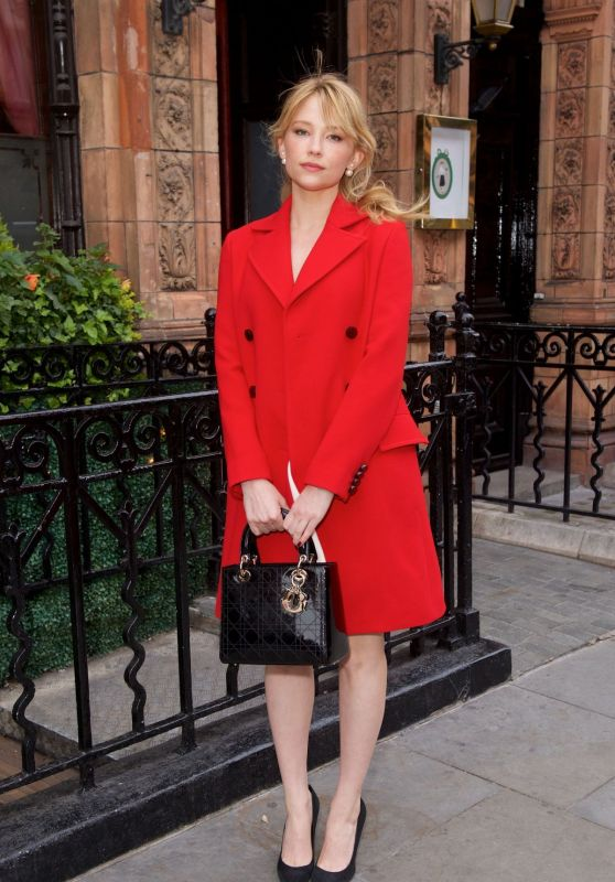 Haley Bennett - The Lady Dior Party in London 5/30/2016