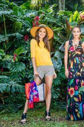 Hannah Davis & Emily Didonato - FashionFest Campaign 2016 Photos