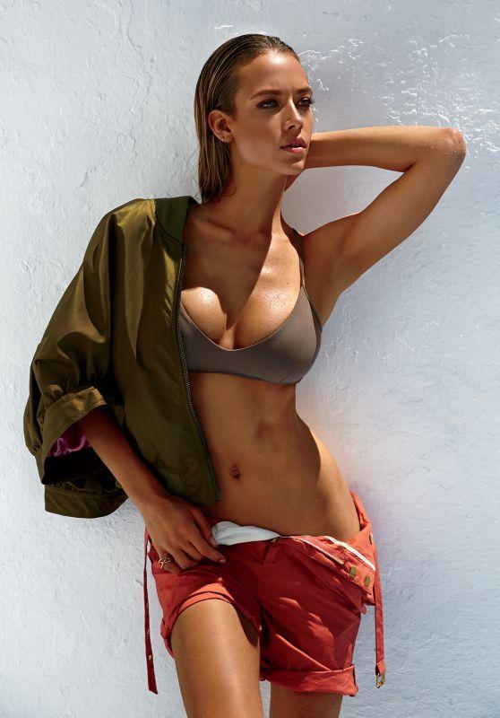 Hannah Ferguson Bikini Photos - Ocean Drive Magazine Summer 2016