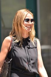Heidi Klum - Goes Out on a Summer Day in New York City 6/14/2016
