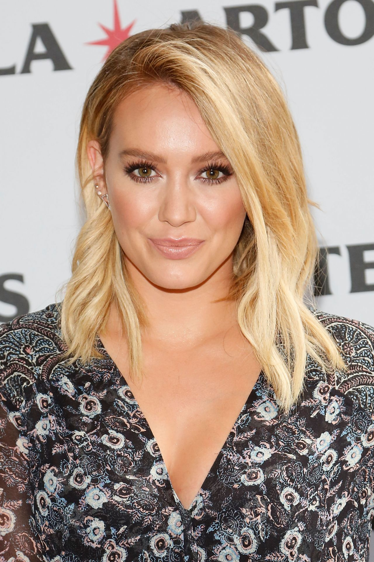 Hilary Duff - Stella Artois Host One To Remember Campaign ... Hilary Duff