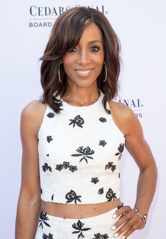 Holly Robinson Peete – 1st Annual Rock For Research Summer Concert in Beverly Hills 6/26/2016