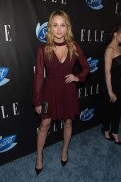 Hunter King - ELLE Hosts Women In Comedy Event in West Hollywood 6/7/2016