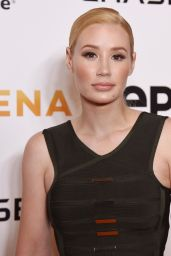 Iggy Azalea – 'Serena' Premiere in New York City 6/13/2016