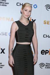 Iggy Azalea – 'Serena' Premiere in New York City 6/13/2016