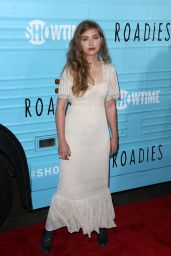 Imogen Poots – Showtime's Roadies Premiere at The Theatre at Ace Hotel in Los Angeles