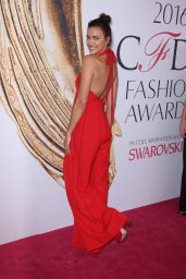 Irina Shayk – CFDA Fashion Awards in New York City 6/6/2016