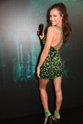 Irina Shayk - Sirin Labs VIP Launch Party in London 5/31/2016