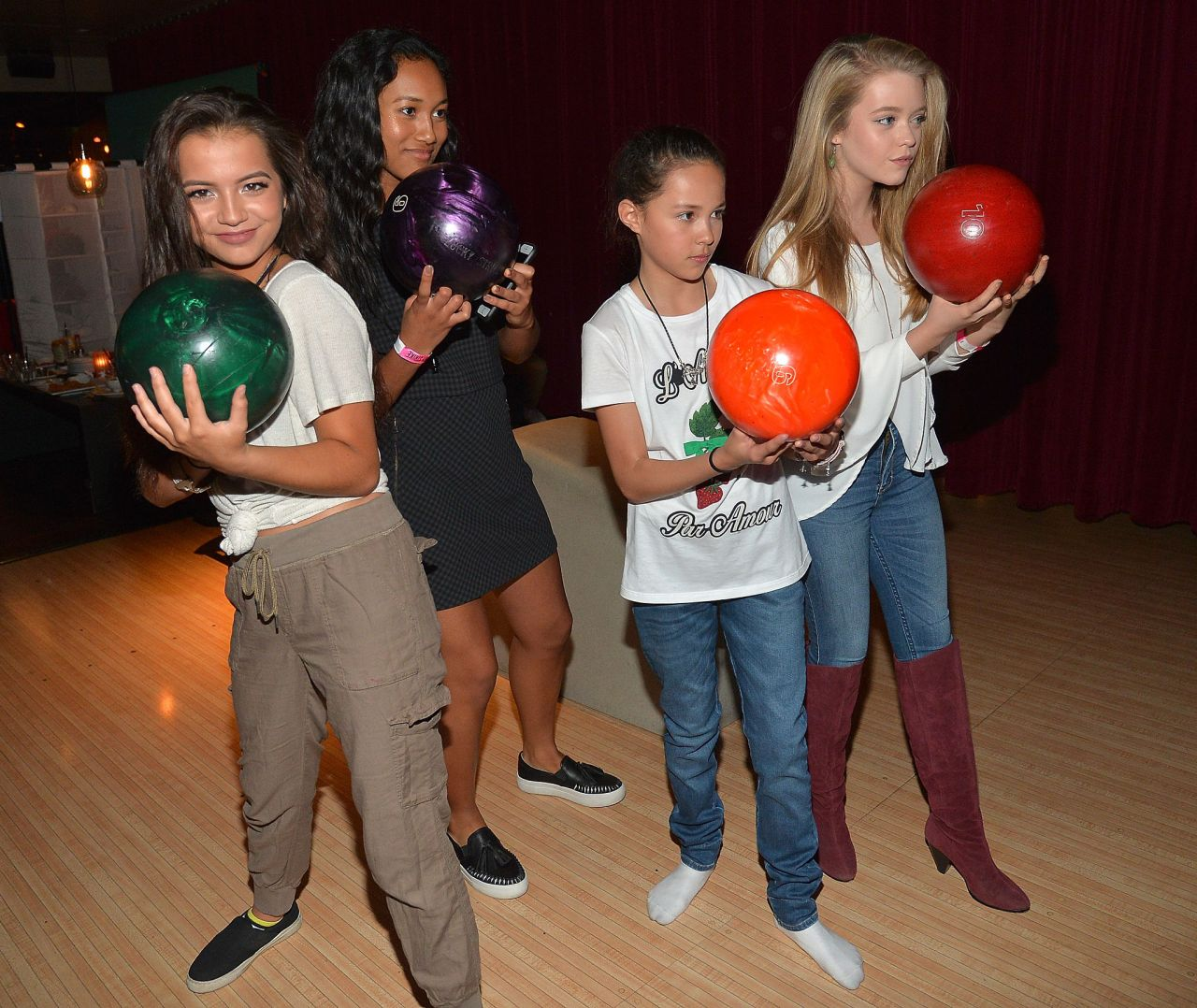 Breanna Yde's 13th Birthday Party At Lucky