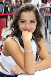 Isabela Moner - Photoshoot at the Sugar Factory in Los Angeles 6/12/2016
