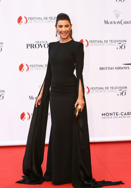 Jacqueline MacInnes Wood – Monte-Carlo Television Festival 2016 Opening in Monaco