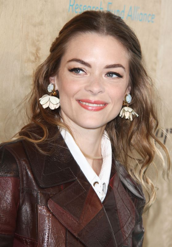 Jaime King – Ovarian Cancer Research Fund Alliance Super Saturday in Santa Monica 6/11/2016