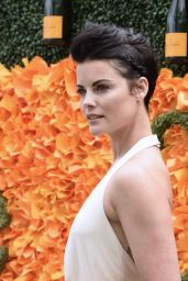 Jaimie Alexander – Veuve Clicquot Polo Classic in New Jersey 6/4/2016