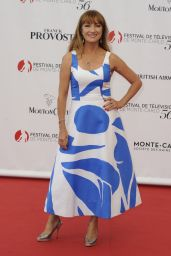 Jane Seymour - Opening Ceremony of the Monte Carlo Television Festival 6/12/2016