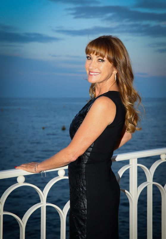 Jane Seymour - TV Series Party at the Monte Carlo TV Festival 6/13/2016