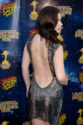 Janet Montgomery – 2016 Saturn Awards at The Castaway in Burbank