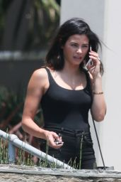 Jenna Dewan - Out in West Hollywod 6/21/2016