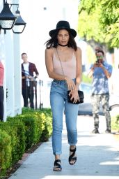 Jenna Dewan Street Style - Out in West Hollywod 6/22/2016
