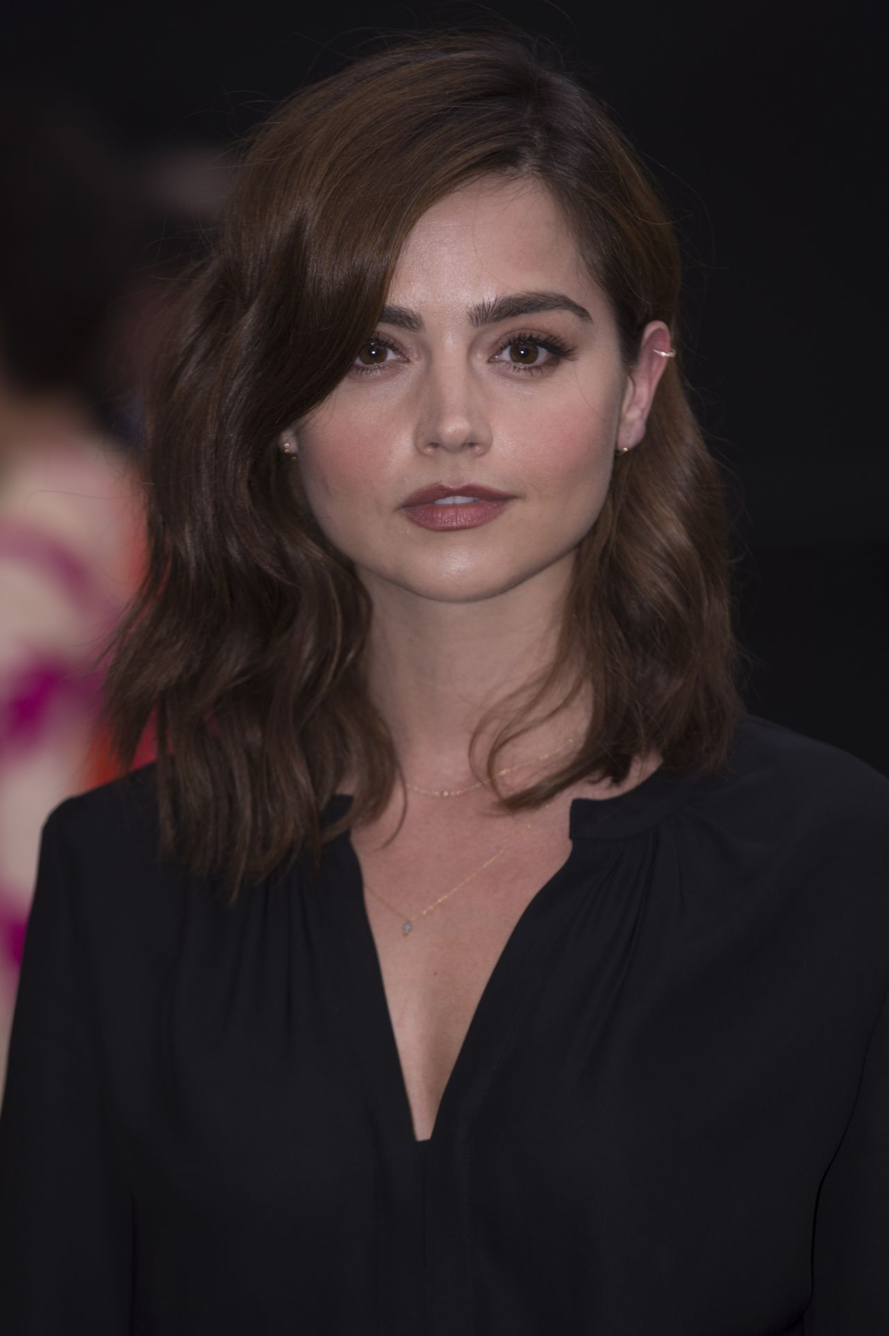 Jenna Louise Coleman Tate Modern Opening Party In London