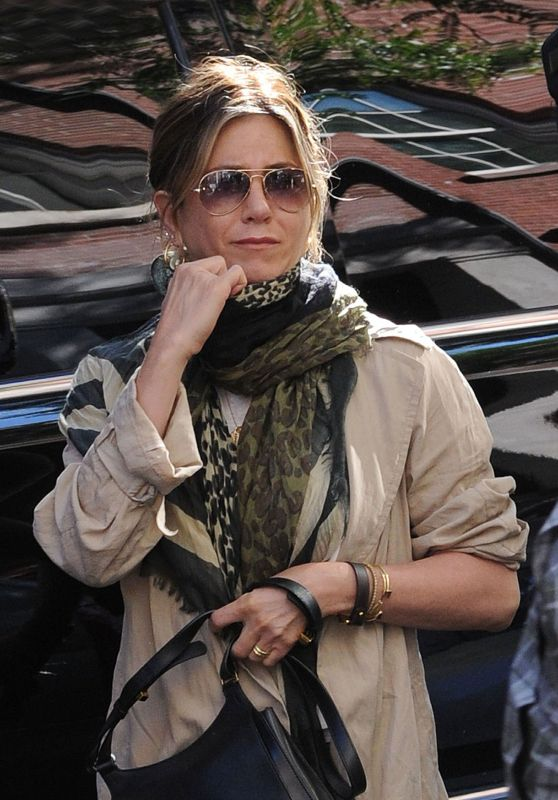 Jennifer Aniston - Out in New York City 6/14/2016