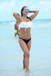Jennifer Nicole Lee Bikini Photos - South Beach 6/4/2016