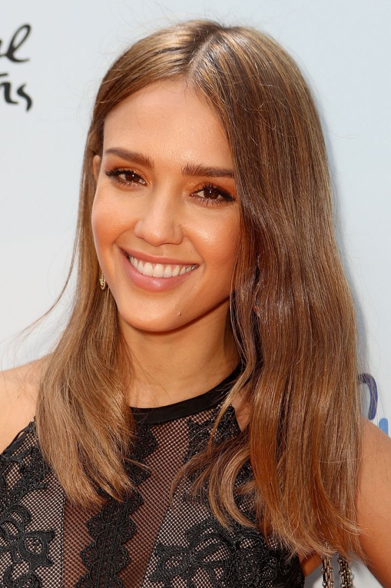 Jessica Alba Empathy Rocks In Beverly Hills 6 12 2016