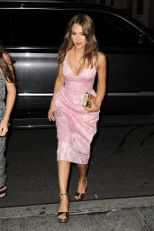 Jessica Alba Night Out Style - New York City 6/16/2016