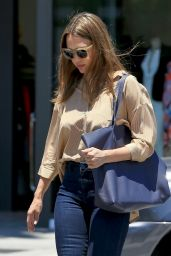 Jessica Alba - Out in Beverly Hills 6/20/2016