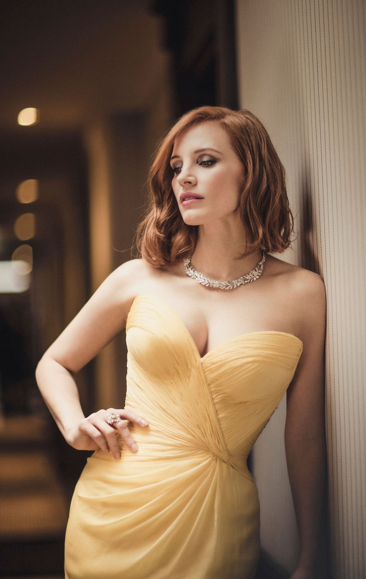 Jessica Chastain - Photoshoot For 69Th Annual Cannes Film -9168