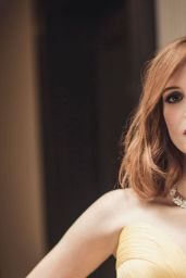 Jessica Chastain - Photoshoot for 69th Annual Cannes Film Festival, May 2016