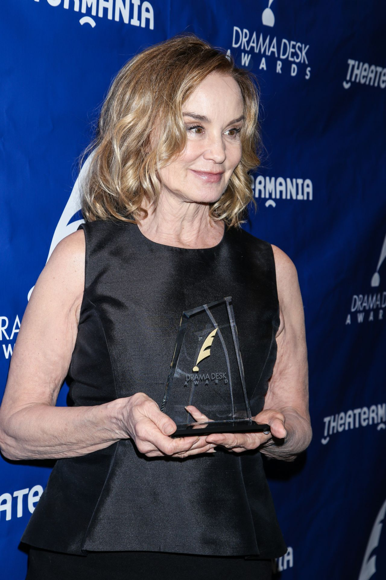 Jessica Lange 2016 Drama Desk Awards In New York City