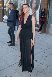 Jessica Sutta - Outside El Rey Theatre in Beverly Hills, June 2016