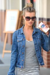 Joanna Krupa Street Style - Out in Beverly Hills 6/6/2016