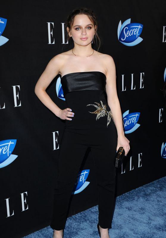 Joey King - ELLE Hosts Women In Comedy Event in West Hollywood 6/7/2016