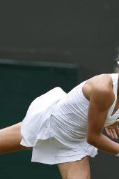 Johanna Konta – Wimbledon Tennis Championships 2016 – 1st Round 6/28/2016