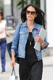 Jordana Brewster Urban Outfit - Los Angeles 6/2/2016